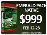 Plug-ins : McDSP Emerald Pack Native Special Price - pcmusic