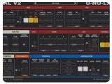 Virtual Instrument : 128 sounds for TAL-U-NO-LX Past and Presence - pcmusic