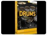 Virtual Instrument : Drums Toolbox EZmix Pack - pcmusic