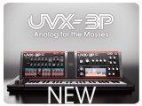 Virtual Instrument : UVX-3P is Now Out - pcmusic