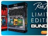 Instrument Virtuel : Edition Limitée de Bundles Rob Papen - pcmusic