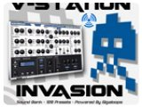 Virtual Instrument : V-Station Invasion Sound Bank by Gigaloops - pcmusic