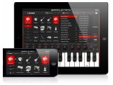 Virtual Instrument : IK Multimedia Updates SampleTank App for iPhone 5 - pcmusic