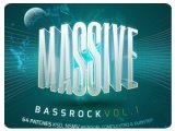 Virtual Instrument : Patchwerkz Massive Vol 1-Bassrock - pcmusic