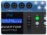 Music Hardware : Muse Research ships RECEPTOR QU4TTRO and RECEPTOR TRIO - pcmusic