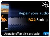 Plug-ins : Repair your audio for less with iZotope RX2 Spring savings - pcmusic