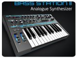 Music Hardware : Novation Bass Station II - pcmusic