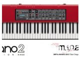 Music Hardware : Nord Announces New Piano 2 HP 73 - pcmusic