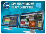 Music Software : MOTU DP8 for Windows is Now Shipping! - pcmusic