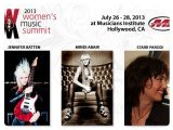 Event : The WiMN Announces 2013 Women's Music Summit - pcmusic