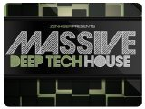 Virtual Instrument : Zenhiser Massive Deep Tech House - pcmusic