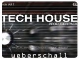 Virtual Instrument : Ueberschall Launches Tech House-Producer Pack - pcmusic
