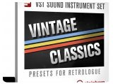 Virtual Instrument : Steinberg Announced the Release of Vintage Classics - pcmusic