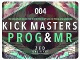 Virtual Instrument : Zenhiser Launches Kick Masters - Progressive & Main Room House - pcmusic