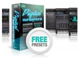 Virtual Instrument : UVI Releases Free Presets for Digital Synsations - pcmusic