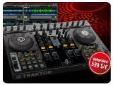 Computer Hardware : Native Instruments Launches Limited Time Offer on TRAKTOR KONTROL S4 - pcmusic