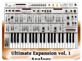 Music Software : Ultimate Expansion Vol. 1: Analogy for LuSH-101 - pcmusic
