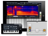 Virtual Instrument : IVoxel Vocoder supports Audiobus and iPhone 5 - pcmusic