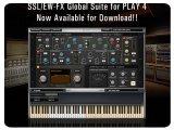 Virtual Instrument : EASTWEST Announces SSL/EW FX Suite for PLAY4 - pcmusic