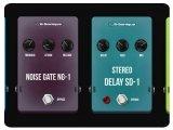 Plug-ins : G-Sonique Launches Classic colored pedals 1 (guitar VST pedal collection) - pcmusic