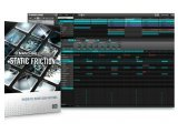 Instrument Virtuel : Native Instruments Présente STATIC FRICTION - pcmusic