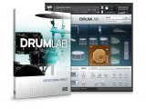 Instrument Virtuel : Native Instruments Présente DRUM LAB - pcmusic