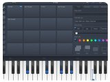 Music Software : ChordPolyPad - Midi Chords Player for iPhone and iPad - pcmusic