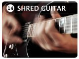 Instrument Virtuel : Ueberschall Lance Shred Guitar - pcmusic