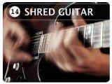 Instrument Virtuel : Ueberschall Lance Shred Guitar - pcmusic