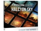 Instrument Virtuel : Native Instruments Présente HALCYON SKY Expansion pour MASCHINE 2.0 - pcmusic