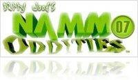 Divers : NAMM Oddities '07 - macmusic