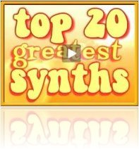 Industry : SonicState Airs Top 20 Synths Show - macmusic