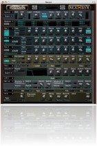 Virtual Instrument : NEXSYN hybrid software instrument - macmusic