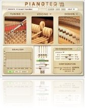 Virtual Instrument : Pianoteq 2.0 - macmusic
