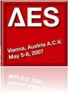 Event : Free invitations for the 122nd AES Convention in Vienna. - macmusic