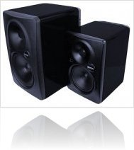 Audio Hardware : Mackie HRmk2 studio monitors - macmusic