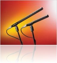Audio Hardware : Audio-Technica stereo shotgun microphones - macmusic