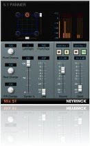 Plug-ins : Neyrinck Announces Mix 51 Plug-In for Pro Tools LE/M-Powered - macmusic