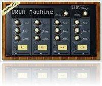 Virtual Instrument : Broken Drum Machine - macmusic