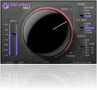 Plug-ins : Sonalksis TBK3 - macmusic