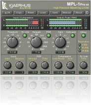 Plug-ins : MPL-1 Pro Second Edition - macmusic