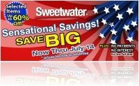 Industry : Sweetwaters Huge Savings! - macmusic