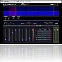 Plug-ins : URSonic Series IIR-Reverb - macmusic