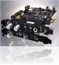 Informatique & Interfaces : RME MADI en PCI Express - macmusic