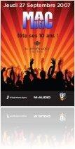 440network : MacMusic fête son 10ème Anniversaire! - macmusic