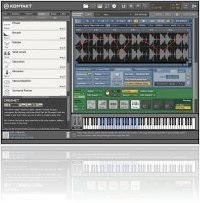 Virtual Instrument : Kontakt 3 is here too... - macmusic