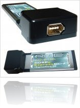 Informatique & Interfaces : RME HDSPe ExpressCard - macmusic