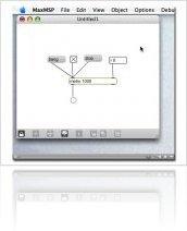 Music Software : Max/MSP Version 5 - macmusic
