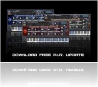 Plug-ins : MAJ de Sample logic Ambience Impacts Rhythms version2.0 - macmusic