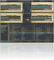 Music Software : NI TRAKTOR updated to 3.3 - macmusic